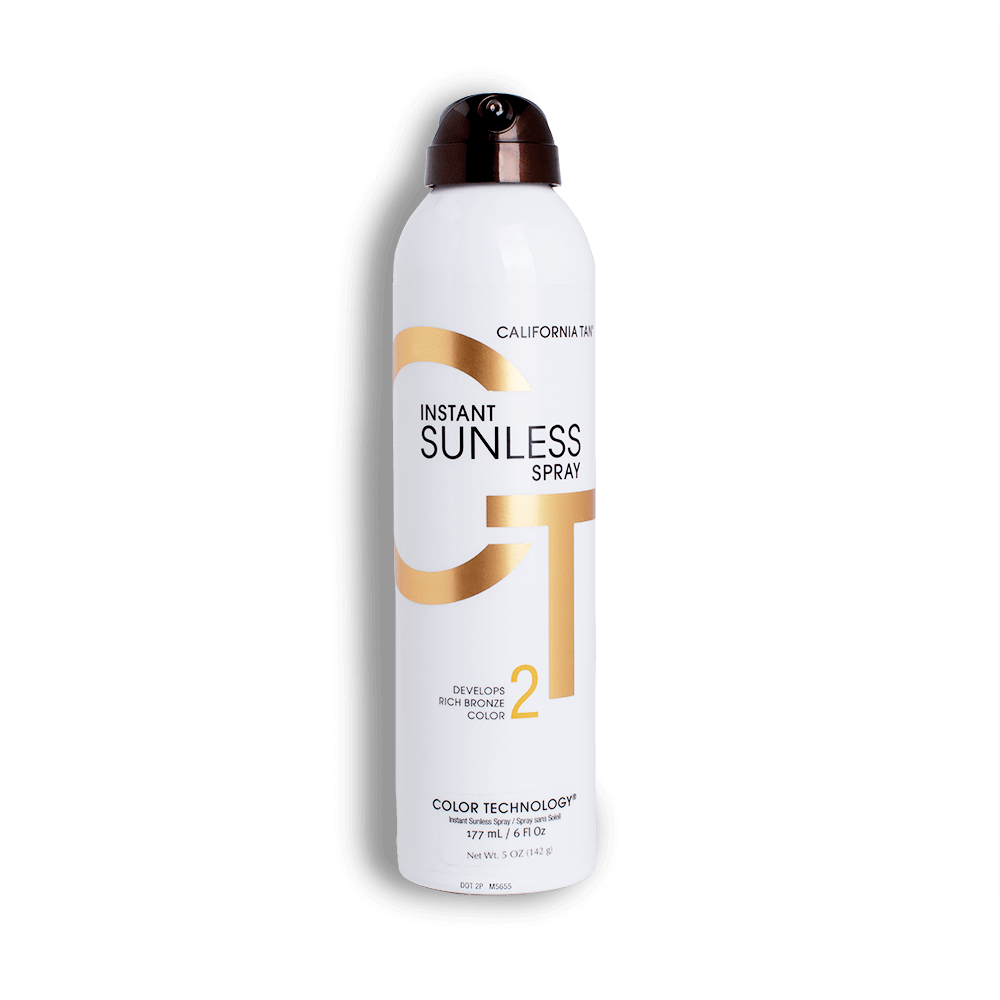 california sunless tan spray