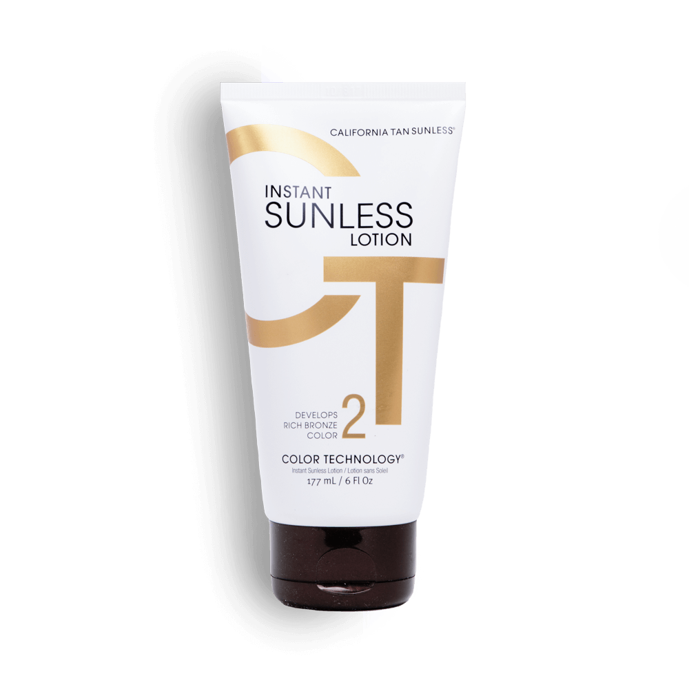 california sunless tan lotion