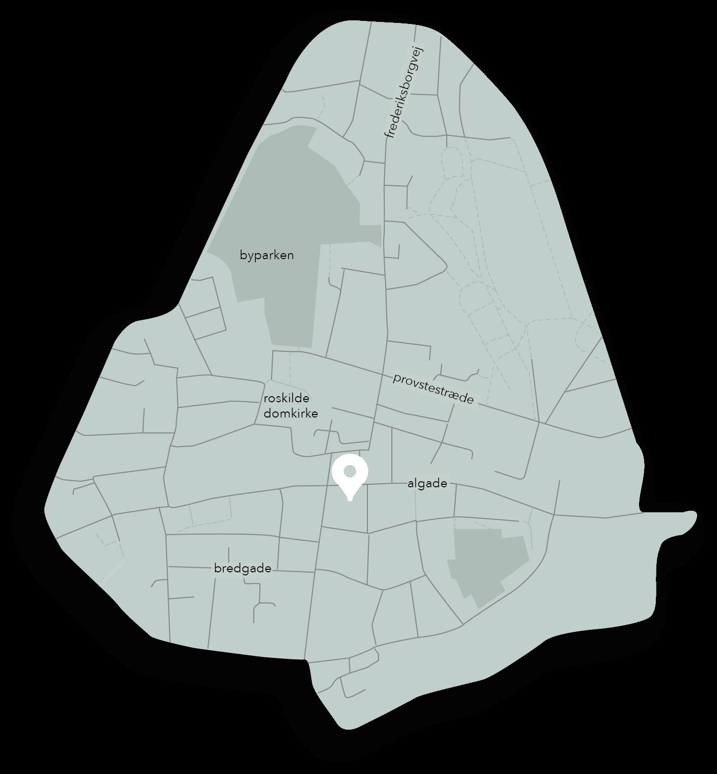 roskilde centrum by